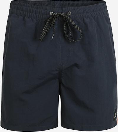 QUIKSILVER Shorts de bain 'BPLEASEVLY16' en bleu marine / rouge / blanc, Vue avec produit