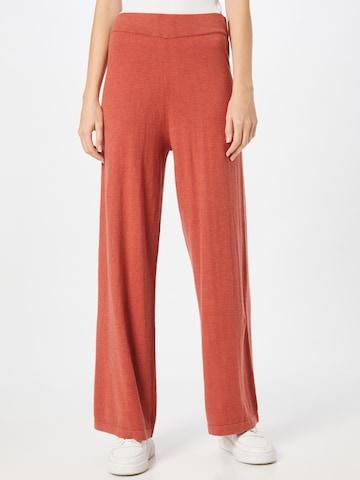 Pantaloni 'DUHAT' di Designers Society in rosso