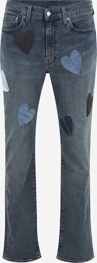 LEVI'S UPCYCLING Jeans 'Kelvyn Colt Design 514' in blau, Produktansicht