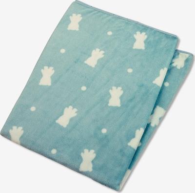 Kūdikio antklodė iš STERNTALER, spalva – tamsiai žalia / balta, Prekių apžvalga