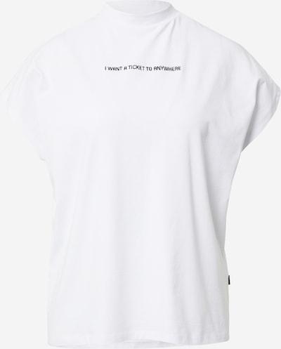 Maglietta 'HAILEY' Noisy may di colore nero / bianco, Visualizzazione prodotti