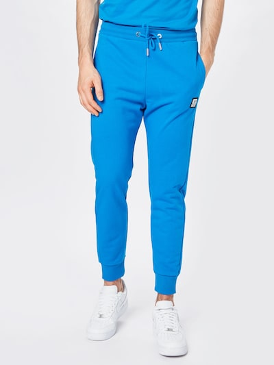 Pantaloni 'P-TAR-KA' DIESEL di colore blu cielo / nero, Visualizzazione modelli