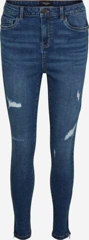 VERO MODA Jeans in Blauw