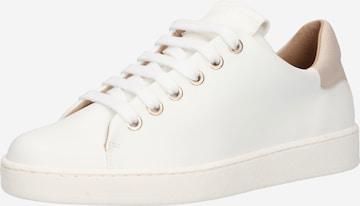 JUTELAUNE Sneaker i hvit