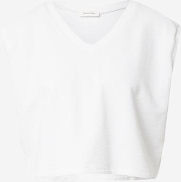 AMERICAN VINTAGE Shirt 'Ekowood' in Weiß
