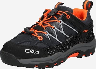CMP Chaussures basses 'Rigel' en anthracite / orange / blanc, Vue avec produit