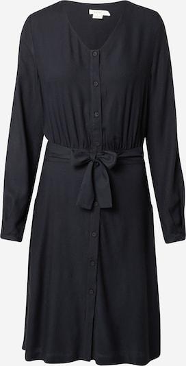 SKFK Robe-chemise 'NEGU' en noir, Vue avec produit