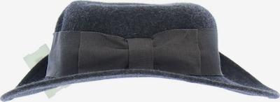 UNBEKANNT Hat & Cap in XS-XL in Anthracite, Item view
