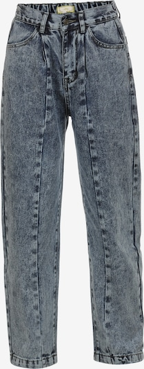 MYMO Boyfriend-Jeans in blue denim, Produktansicht