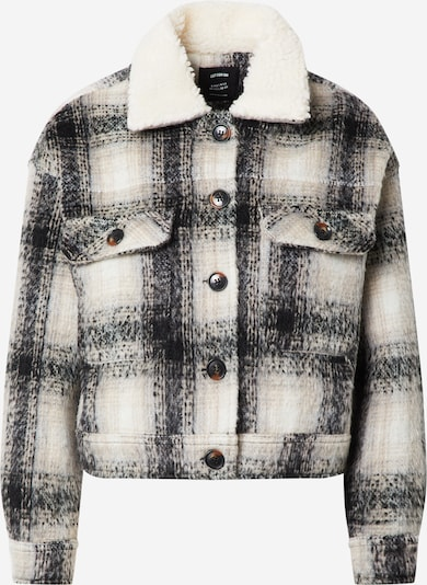 Cotton On Přechodná bunda - režná / černá / bílá, Produkt