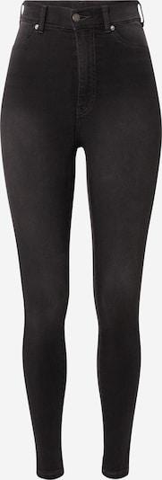 Dr. Denim Jeans 'Solitaire' in black denim, Produktansicht