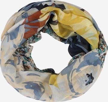 CODELLO Tube Scarf in Blue