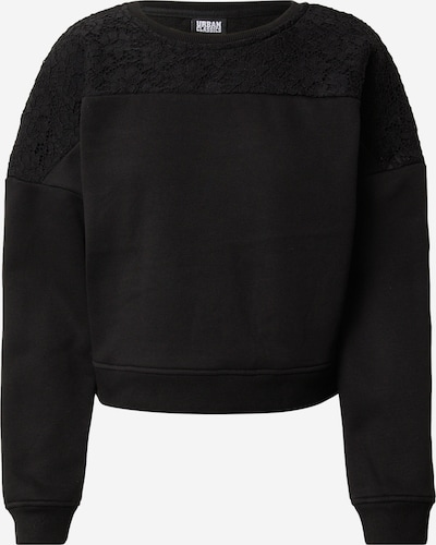 Urban Classics Sweatshirt in Black, Item view