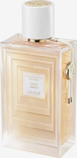 LALIQUE Eau de Parfum 'Sweet Amber' in transparent, Produktansicht
