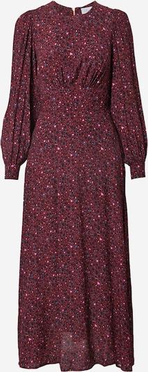 Closet London Robe en mélange de couleurs / bourgogne, Vue avec produit