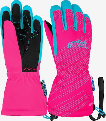 REUSCH Fingerhandschuh 'Maxi R-TEX® XT' in Pink