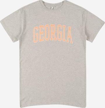 Little Pieces Shirt 'JAYDEN' in Grau
