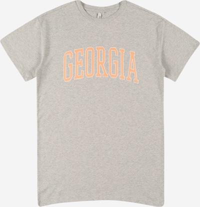 Little Pieces Shirt 'JAYDEN' in hellgrau / apricot / weiß, Produktansicht