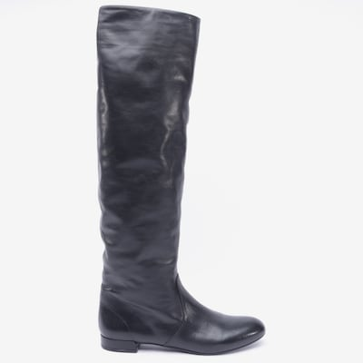 PRADA Dress Boots in 39 in Black, Item view