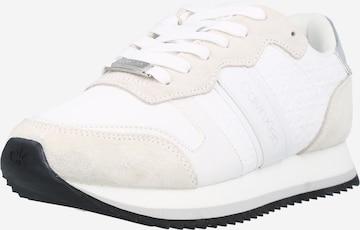 Calvin Klein Madalad ketsid, värv valge