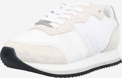 Calvin Klein Sneaker in nude / weiß, Produktansicht