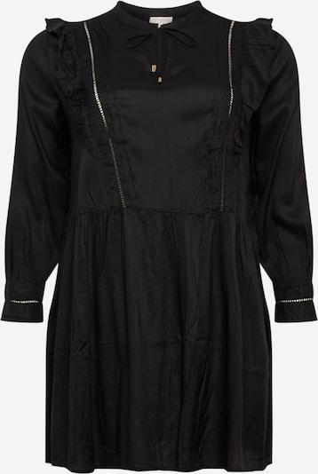 ONLY Carmakoma Robe 'Wanda' en noir, Vue avec produit