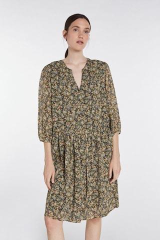 Robe-chemise SET en mélange de couleurs