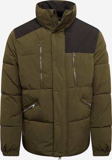 SAVE THE DUCK Zimska jakna 'MILEY' | temno modra / oliva barva, Prikaz izdelka