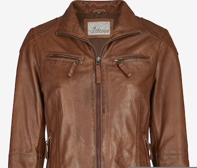 7ELEVEN Between-Season Jacket 'Ana' in Brown, Item view