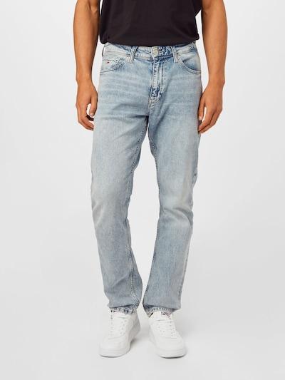Tommy Jeans Jean 'ETHAN' en bleu denim, Vue avec modèle