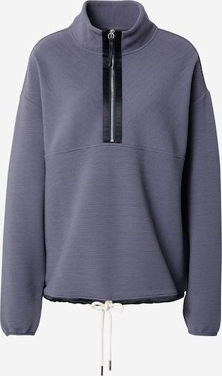 Hanorac sport Varley pe albastru porumbel, Vizualizare produs