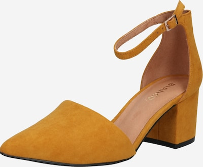 Bianco Pumps 'BIADivived' in Mustard, Item view