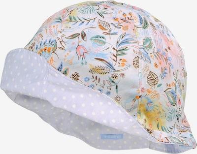 Pălărie MAXIMO pe mai multe culori / alb, Vizualizare produs