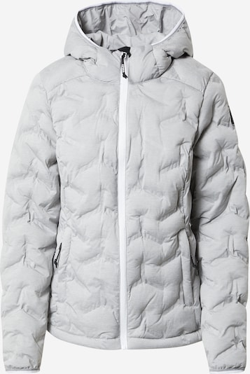 ICEPEAK Veste de sport en gris, Vue avec produit
