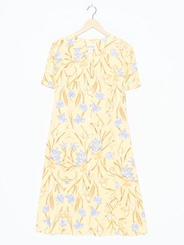 Nice Day Dress in XL-XXL in Yellow