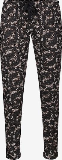 sassa Hose 'FLOWERY ASPECT' in grau / schwarz, Produktansicht