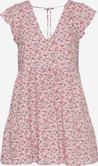 Abercrombie & Fitch Kleid in dunkelblau / rosa / rot / weiß, Produktansicht