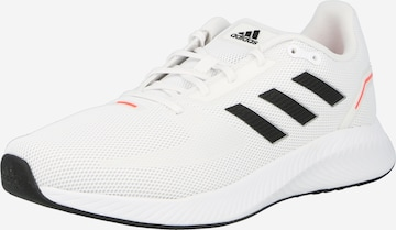 ADIDAS PERFORMANCE Running Shoes 'RUNFALCON 2.0' in White