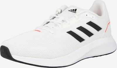ADIDAS PERFORMANCE Chaussure de course 'RUNFALCON 2.0' en noir / blanc, Vue avec produit