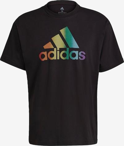 ADIDAS PERFORMANCE T-Shirt in mischfarben / schwarz, Produktansicht