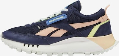 Reebok Classic Sneaker 'Classic' in navy / grün / pink, Produktansicht