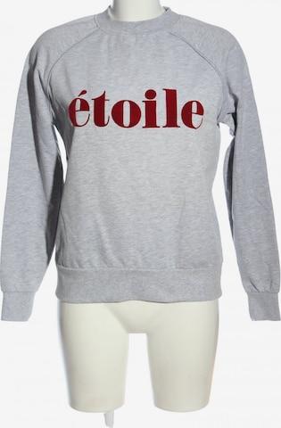 SELECTED FEMME Sweatshirt & Zip-Up Hoodie in XS in Grey