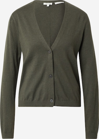 MINE TO FIVE Strickjacke in khaki, Produktansicht