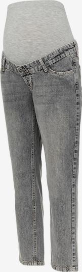 MAMALICIOUS Jeans 'MLTOWN' i grey denim, Produktvisning