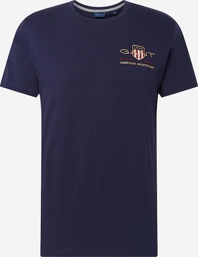 GANT Tričko - tmavomodrá, Produkt