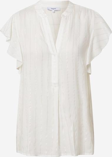 Bluză 'LAKSHI' Suncoo pe alb coajă de ou, Vizualizare produs