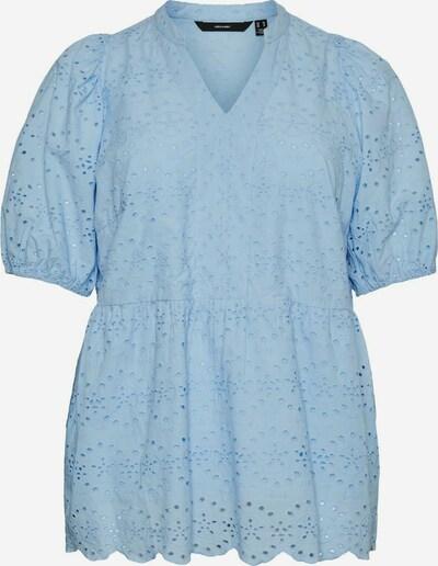 Bluză 'NICE' Vero Moda Curve pe albastru deschis, Vizualizare produs