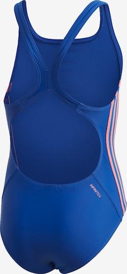 ADIDAS PERFORMANCE Sportieve badmode in de kleur Blauw: Vooraanzicht