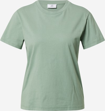 Kauf Dich Glücklich T-shirt en menthe, Vue avec produit