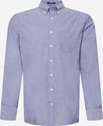 GANT Triiksärk, värv sinine